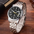 Top Brand Luxury Sport Watch Men Automatic Date Mechanical Wristwatches for men Fashion Casual Stainless Steel Relogio Masculino