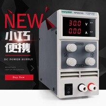 цена на Wanptek dc power supply KPS305D 30V 5A Transformers Variable Adjustable dc switching Power Supply Digital Regulated Transformer