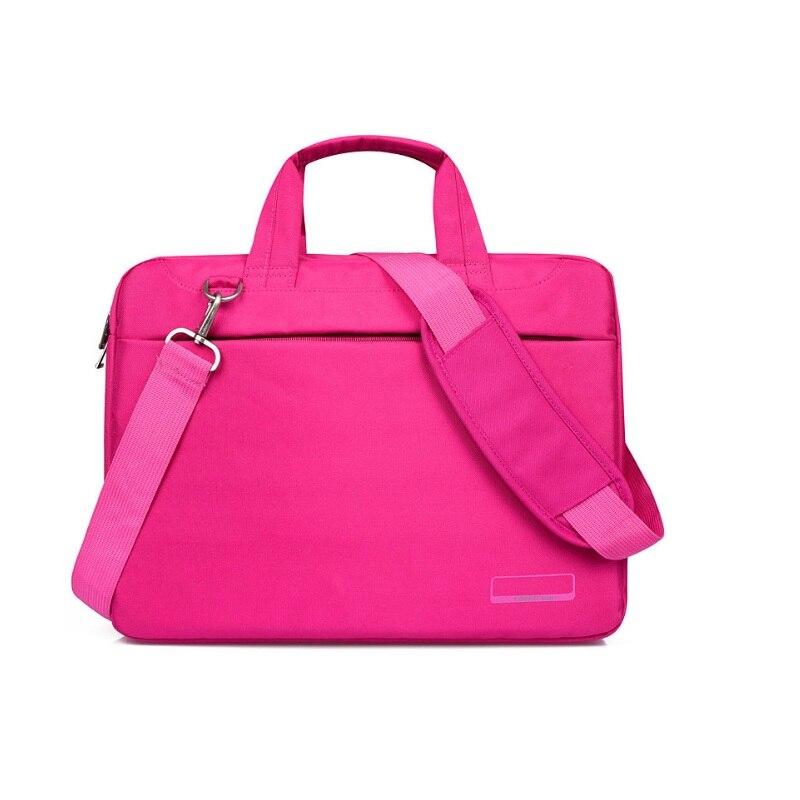 NEW Laptop Bag 17.3 17 Inch Nylon Airbag Shoulder Handbag Computer Bags Waterproof Messenger Women Men Notebook Bag Briefcases