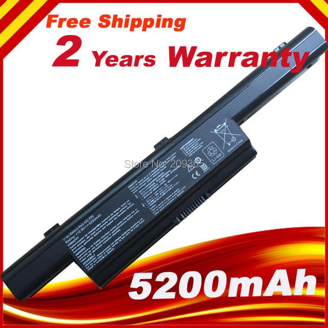 Bateria do portátil para ASUS A93 A93S A93SM A95 K93 K93S K93SV K95V A32-K93 a41-k93, Frete grátis