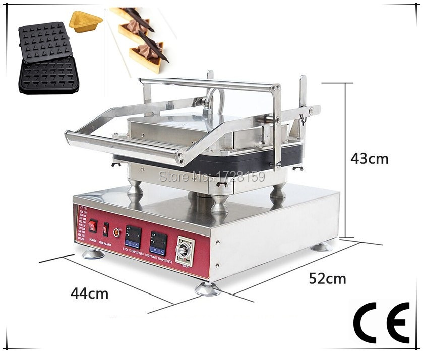 Factory Price 110V 200V Commercial Mini Electric Egg Tarts Maker Machine, Tartlet And Egg Tart Shell Maker Machine For Sale factory price 4mm marking machine pin with copper cover