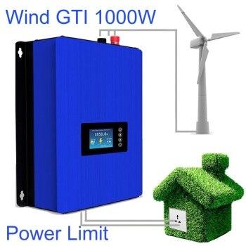 1000 w 48 v gerador de turbina