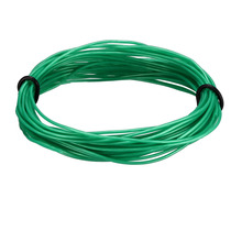 цена на UXCELL Green 1pcs 28/30 AWG 5M Length Gauge Flexible Extension Cable Wire Cord Stranded Copper Cable Silicone Wire for RC