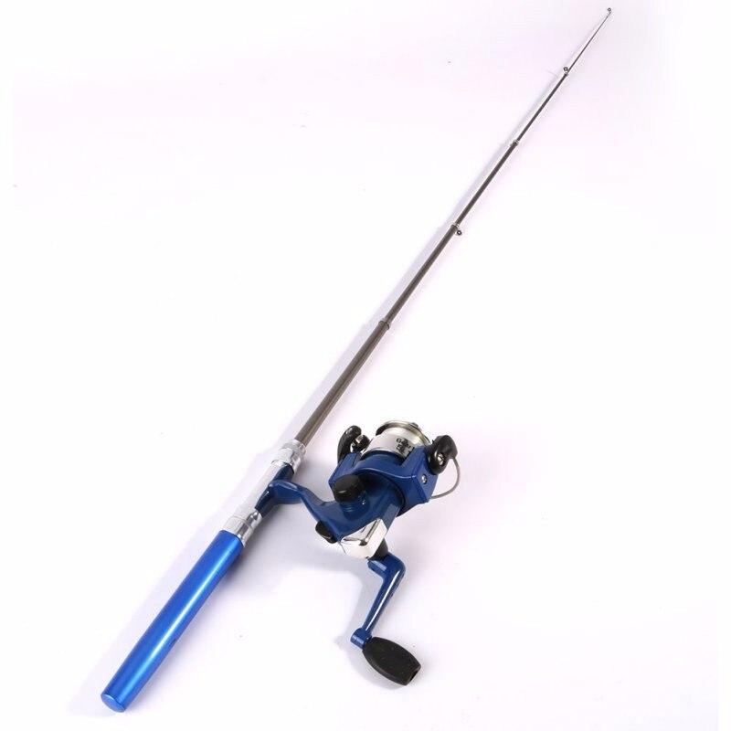 Varas de pescar