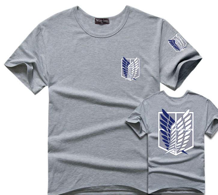 HTB1P4Y0IVXXXXaNXXXXq6xXFXXXL - Attack On Titan T Shirt Men attack on titan shirt boyfriend gift ideas
