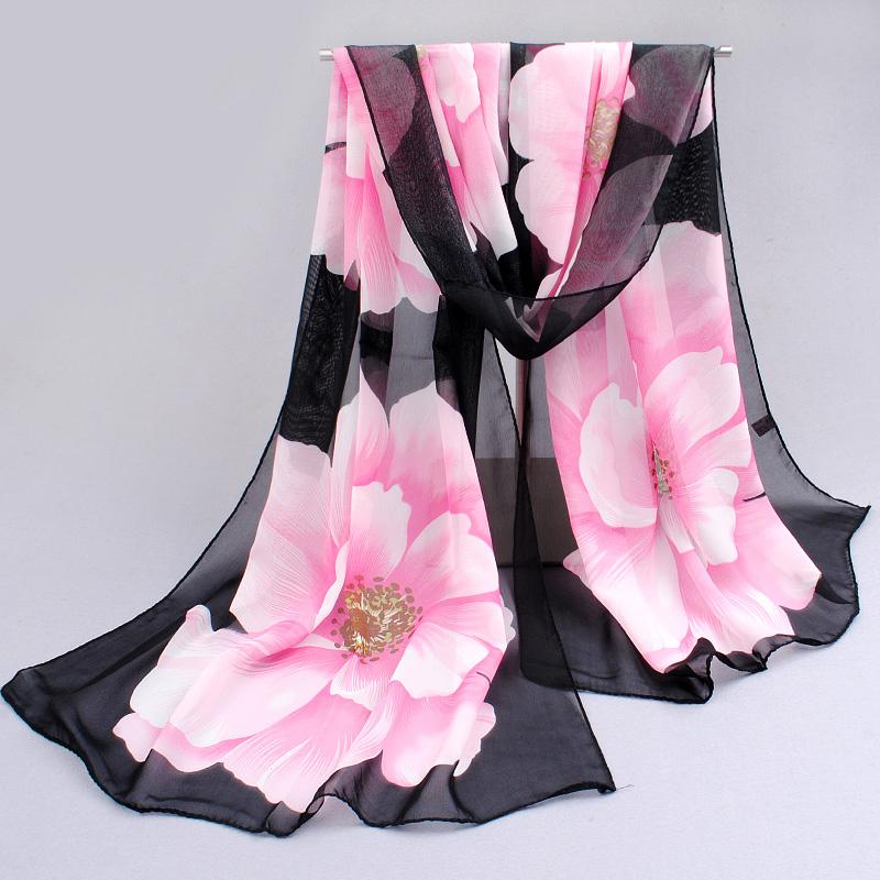 hijab 2017 edition scarves female shawls super polyester chiffon korean decorative fabric air conditioning package belts ddh