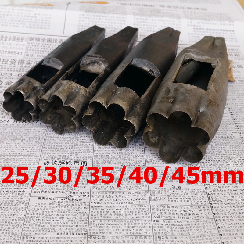 Boite 200 pcs 5x30mm Chevilles /à frapper multi-supports