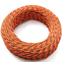26AWG 26 Twist Servo Extension Cable JR Futaba 5M 10M Twisted Wire Lead For RC Airplane