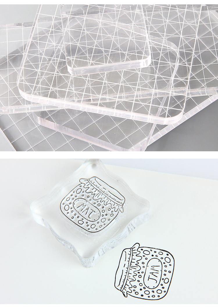 Crafty Acrylic Block