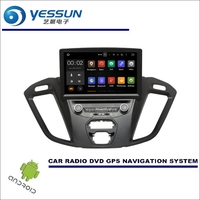 YESSUN Wince / Android Car Multimedia Navigation For Ford Tourneo / Transit 2013~2017 CD DVD GPS Player Navi Radio Stereo