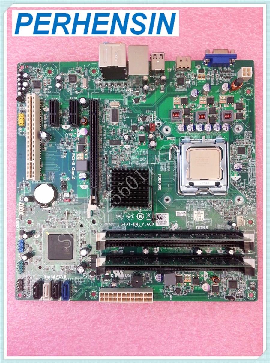 For Dell For Inspiron 560 Desktop Motherboard K83V0 0K83V0 100% WORK PERFECTLY