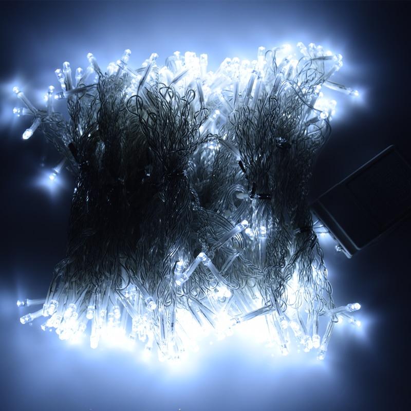 Luz Conduzida da Corda m x 2 m 3 Cor : Claro / Transparente