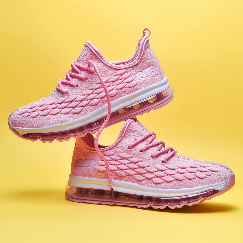 Factory wholesale new air cushion jogging shoes women s shoes walking shoes