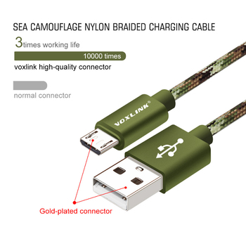 Micro USB Cable 2A fast Charging Micro Data Cable  1