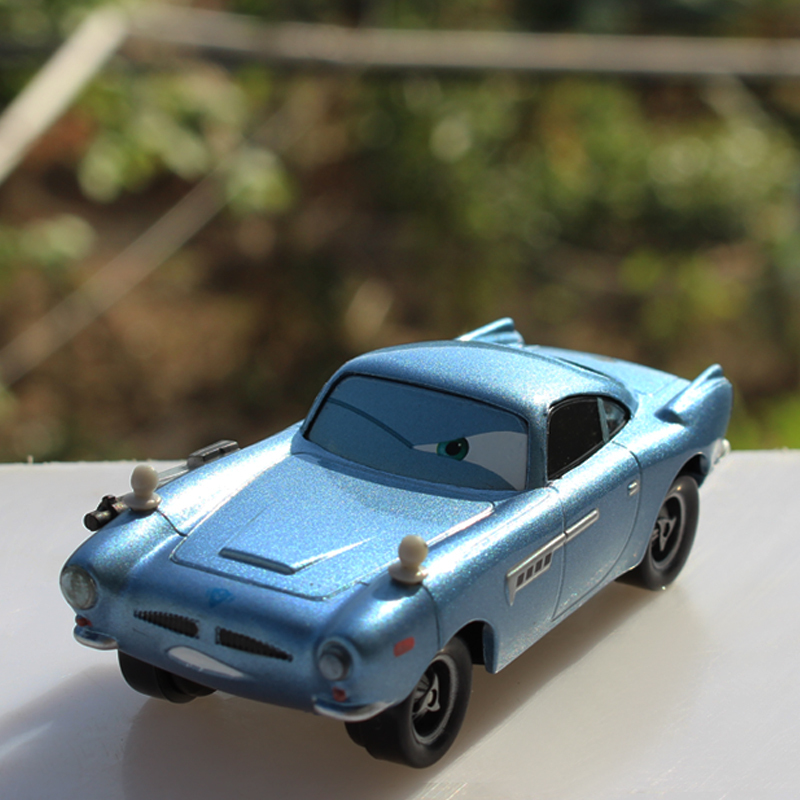 Brand New Original Pixar Cars 2 Toys British Secret Agent