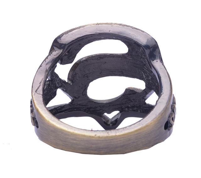 Кольцо с логотипом Супермен DS Comics 3