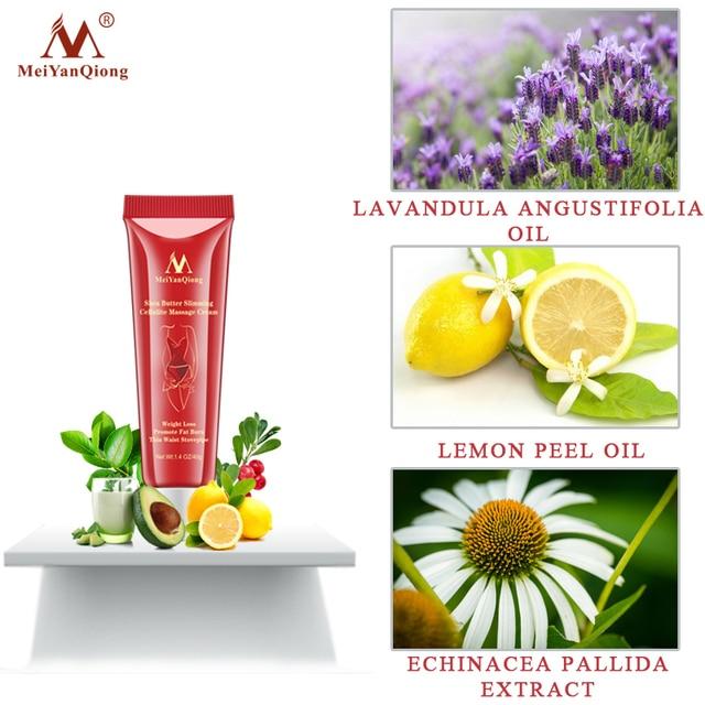 Lose Weight Slimming Cellulite Massage Cream Health Body Slimming Promote Fat Burn Thin Waist Stovepipe Body Care Cream Lift