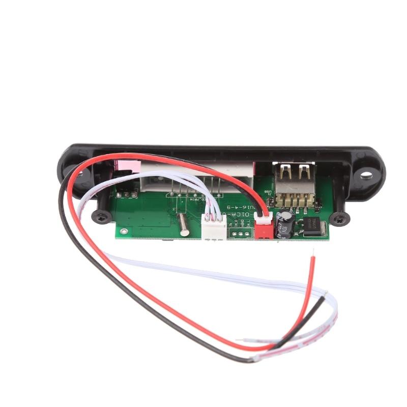Image 5 - MP3 декодер доска Дистанционное Управление USB MP3 WAV MMC карты памяти FM Cut памяти-in Пульты ДУ from Автомобили и мотоциклы