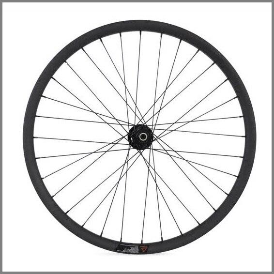 vollcarbon mountainbike räder höhe 20mm breite 30mm drahtreifen - Radfahren - Foto 2