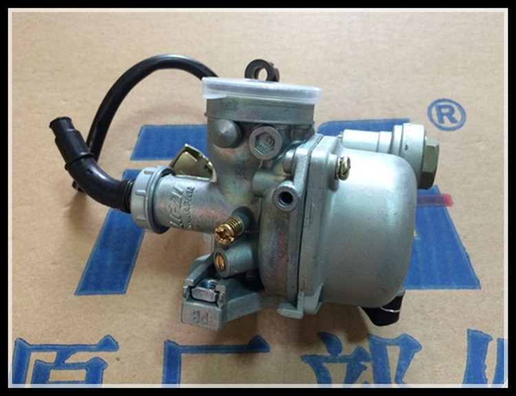 High quality 110CC 100CC ATV general motorcycle carburetor motorcycle carburetor PZ19 carburetor assembly in Carburetor from Automobiles Motorcycles
