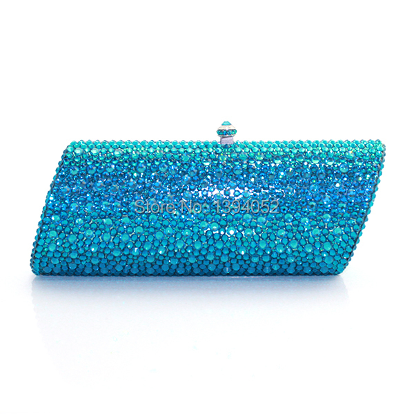 все цены на 2016 Lady Luxury Crystal Day Clutches Box Evening Bags Sisters Wedding Purses Party Bouquet Handbags Women Shoulder