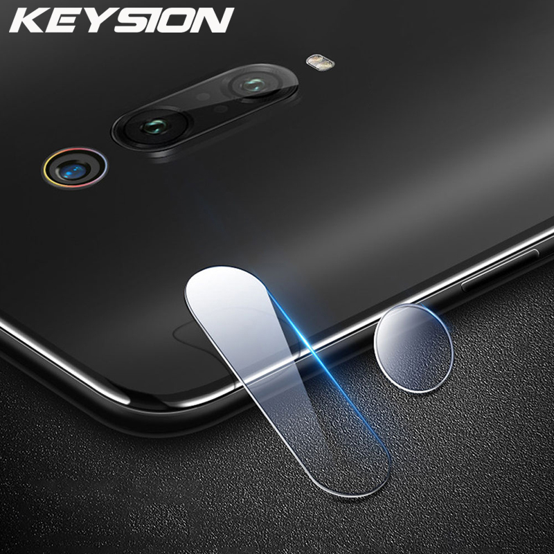 KEYSION Back <font><b>Camera</b></font> Lens Tempered Glass For <font><b>Xiaomi</b></font> <font><b>Mi</b></font> <font><b>9T</b></font> Pro <font><b>Mi</b></font> 9 SE F1 A2 Glass <font><b>Protector</b></font> Film For Redmi K20 Pro Note 7 7A 7S image