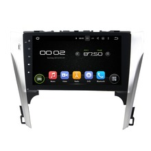10.1″ Android 6.0 Car Multimedia Player For TOYOTA CAMRY 2012-2013 Octa-core Car Video Audio Without DVD Car Stereo Free MAP