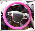 Car Silicone Steering Wheel Cover Shell Skidproof Odorless For Lexus ES250 RX350 330 ES240 GS460 CT200H CT DS LX LS IS ES RX GS