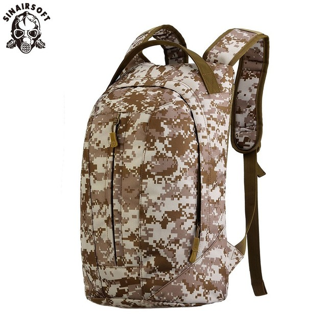 25L Sport Military Tactical Climbing Hunting Bicycle Backpack Hydration  Camping Hiking Trekking Rucksack Travel Bike Water 5ca0c8f7c1