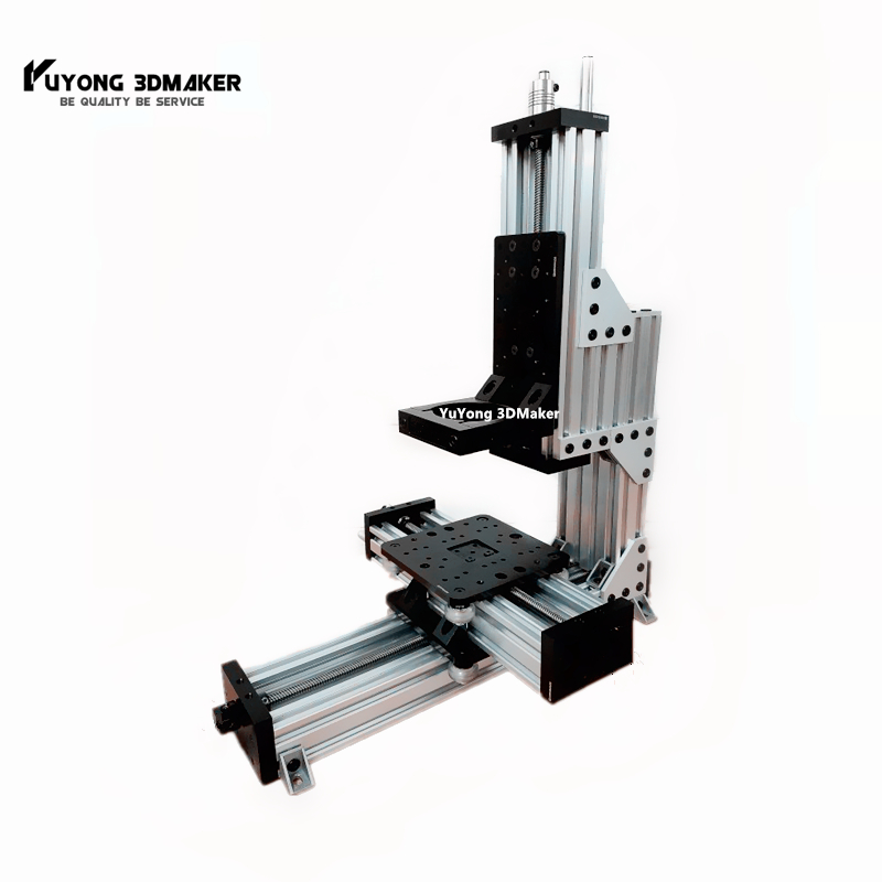 Open Minimill Mechanical Kit 3 Axis Desktop Cnc Mini Mill
