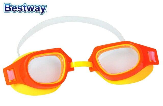 1ebc18c32 21003 Bestway Lil' Campeão Óculos Crianças Óculos de Natação For3-6 Anos de  Idade