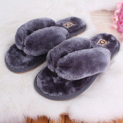 Hot selling autumn winter 19colors home cotton plush slippers women indoor floor flip flops flat shoes.jpg 250x250