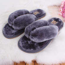 Hot Selling Autumn Winter 19Colors Home Cotton Plush Slippers Women Indoor Floor Flip Flops Flat Shoes Girls Gift Free Shipping