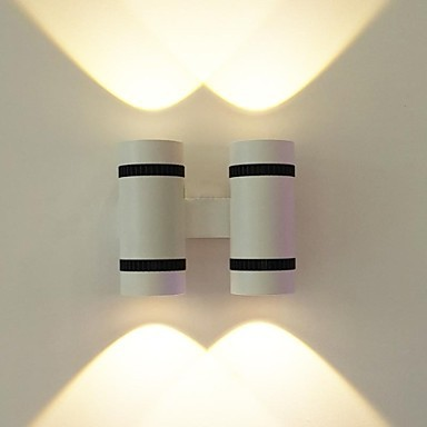 Wall Sconce, Modern LED Wall Lamp Light With 4 Lights For Home Bedroom Aluminum Painting Arandelas simple artistic led crystal wall lamp light modern with 2 lights wall sconce arandelas wandlamp