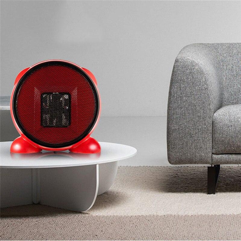 Small Desktop Heater Mini Portable Personal Space Electric