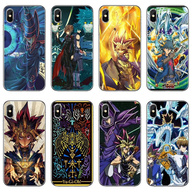 2019 Nieuwste Ontwerp Japan Anime Yu Gi Oh Yugioh Voor Xiaomi Redmi S2 5 Plus 6a 4a 4x Note 3 4 5 5a 6 Pro Pocophone F1 Tpu Soft Telefoon Cover Case