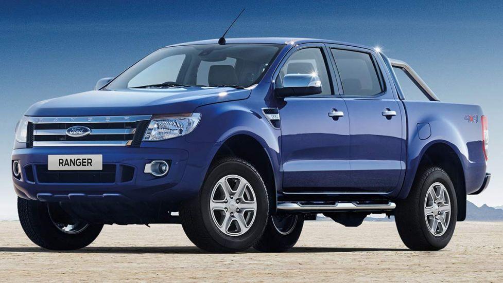 Avtomobil aksesuarları Ford Ranger T6 2012-2019 Üçün Üçün - Avtomobil ehtiyat hissələri - Fotoqrafiya 6