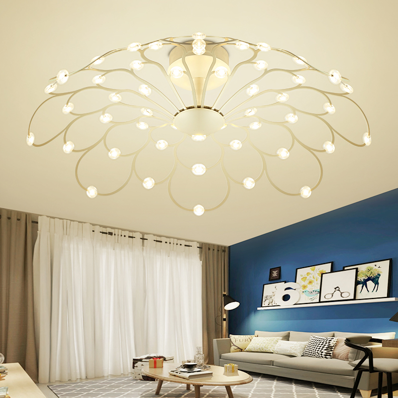 Modern Led Luminaires Wooden Chandelier Loft Novelty Fixtures Nordic Hanging Lights Childrens Lighting Living Room Chandeliers Ceiling Lights & Fans Chandeliers