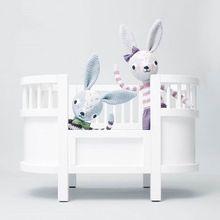 Фиолетовый, колыбели комнате ins украсить кровати сбора деревянной ьные детской как