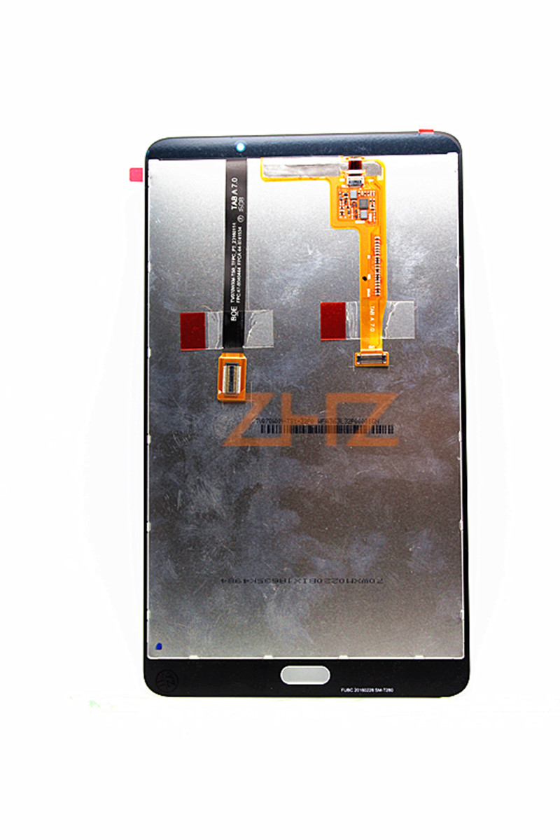 Touch Screen Sensor Glass Digitizer + LCD Display Panel Module Assembly For Samsung Galaxy Tab A 7.0 (2016) SM-T280 T280