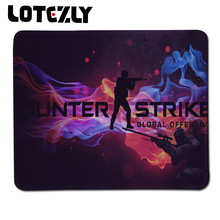 Hot Sale Large Gaming Rubber Mouse Pad Locking Edge Mousepad PC Computer Laptop Keyboard Mice Mat  For Dota 2 CS go