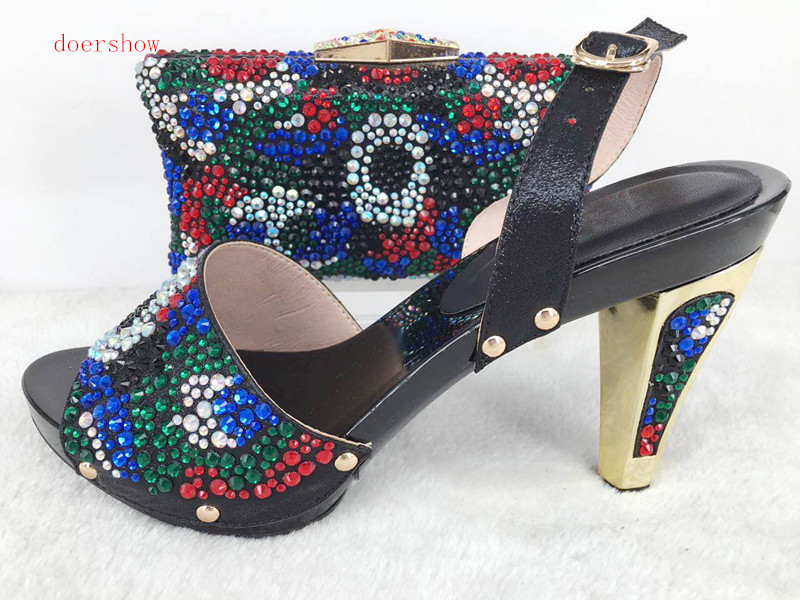 doershow Nigeria Wedding Sandal Shoes And Bag To Match High Quality Fashion African Italian Shoes And Matching Bag Set  Hlu1-31 innocent enwelu and eddy igbokwe traditional watershed management system in southeast nigeria