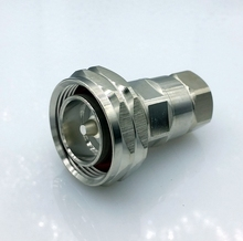 цена на 7/16 feeder cable DJ connector 1/2 to 7/8 din type connector 50-12 1/2 feeder cable L29 DIN type Male plug