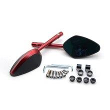 Universal CNC Aluminum motorcycle rearview Side mirror For Honda CBR600F CBR600RR CBR900RR CBR929RR GROM