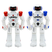 Kids Gifts Gesture Sensor Intelligent Control Programming Dancing Walking Sing RC Robot Toy With Remote Control