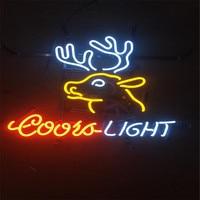 Custom Neon Sign LED Neon Light Sign Sexy Lamp Glass Tubes Neon Yellow for Bar Wall Restaurent Arcade Bar Wall Pub Decorations