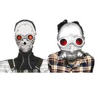 Anime Phantom Bullet Death Gun Dead Mask Cosplay Prop Adult Party Halloween Helmet black Star Masks