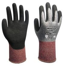 Work Gloves Anti Cut Work Gloves HPPE Cut Resistance Work Gloves цена 2017