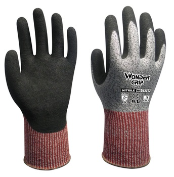 цена на CE Cut 5 EN 388 Cut Proof Anti Cut Safety Gloves 12 Pairs HPPE Cut ResistantWork Gloves