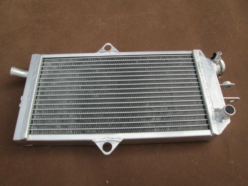 Aluminum Radiator for SUZUKI LT250R Quadracer 250 1985-1992 86 87 88 89 90 91